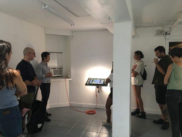 Site After Sight - Artist Talk