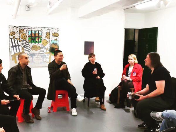 Durable Pixels - Artist Talk
